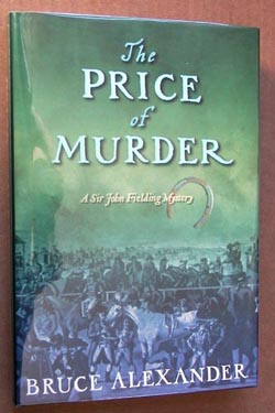 The Price of Murder. Bruce Alexander