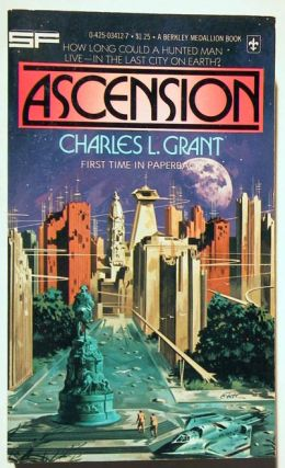 Ascension. Charles L. Grant.