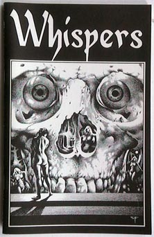 Whispers December 1976. Stuart David Schiff, Ed.