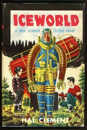 Iceworld. Hal Clement, Harry Clement Stubbs
