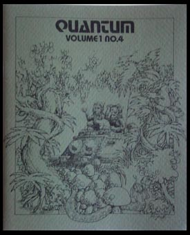 Quantum # 4. Allen Curry, ed