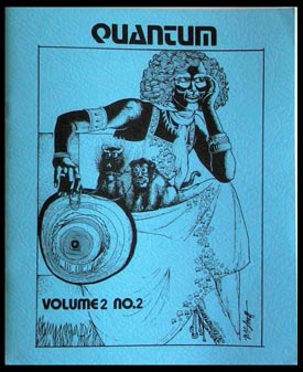 Quantum Volume 2 No. 2. Allen Curry, ed