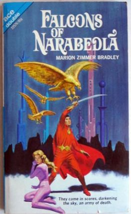 The Dark Intruder and Other Stories. / Falcons of Narabedla. Marion Zimmer Bradley.
