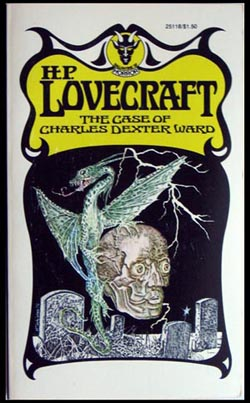 The Case of Charles Dexter Ward. H. P. Lovecraft.
