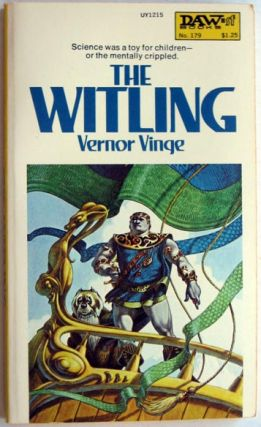 The Witling. Vernor Vinge