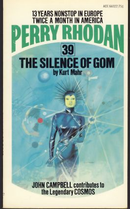 Perry Rhodan 39 - The Silence of Gom. Kurt Mahr