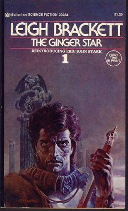 The Ginger Star and The Hounds of Skaith. Leigh Brackett