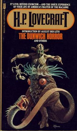 The Dunwich Horror and Others. H. P. Lovecraft