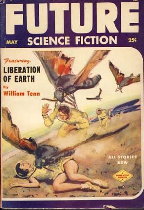 Future Science Fiction May 1953. Robert A. W. Lowndes, ed