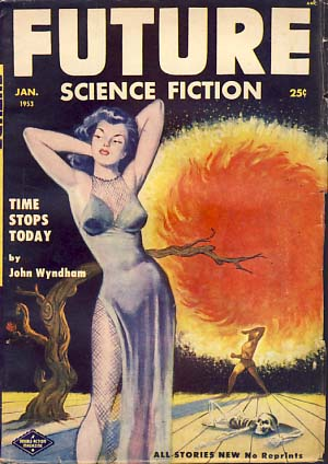 Future Science Fiction January 1953. Robert A. W. Lowndes, ed