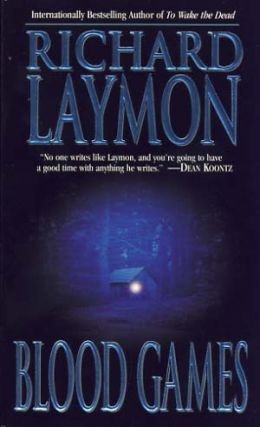Blood Games. Richard Laymon.