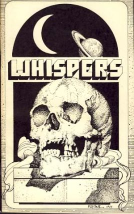 Whispers November 1974. Stuart David Schiff, Ed.
