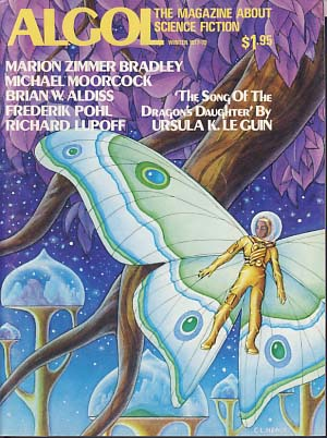 Algol: A Magazine About Science Fiction No. 30. Andrew Porter, ed.