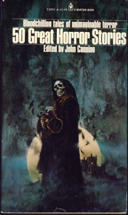 50 Great Horror Stories. John Canning, ed.