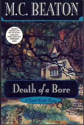 Death Of A Bore. M. C. Beaton, Marion Chesney