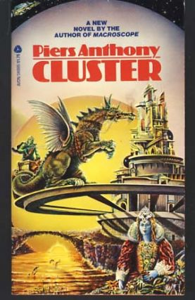 Cluster. Piers Anthony