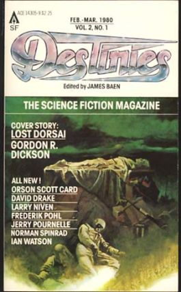 Destinies: The Paperback Magazine of Science Fiction and Speculative Fact February-March 1980....
