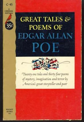 Great Tales and Poems of Edgar Allan Poe. Edgar Allan Poe