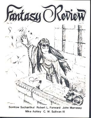 Fantasy Review #91 May 1986. Robert A. Collins, ed.