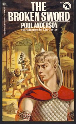 The Broken Sword. Poul Anderson